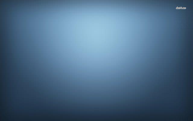 Blue gradient HD wallpaper