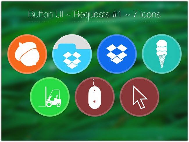 Button UI Requests #1