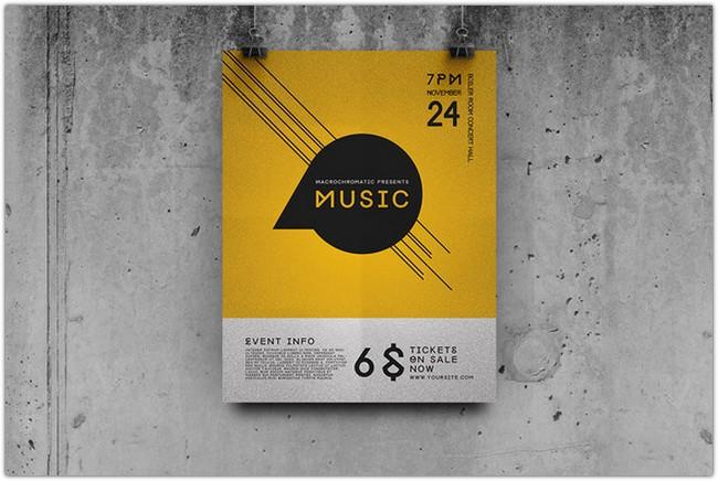 Concert - Flyer Template