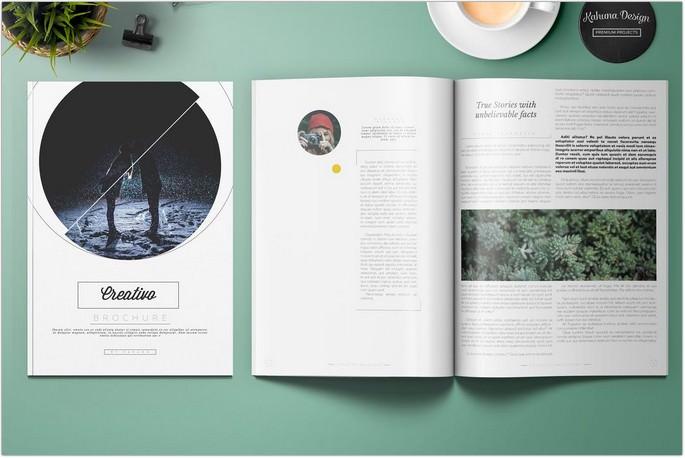 Creativo Portfolio Brochure