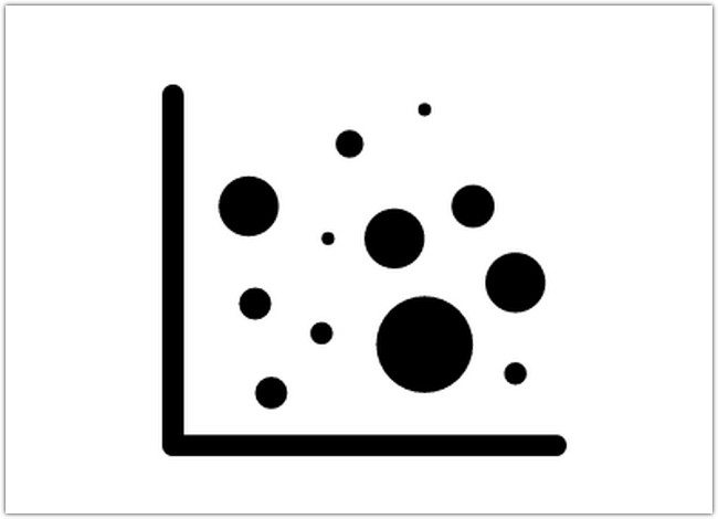 Dotted Chart free icon