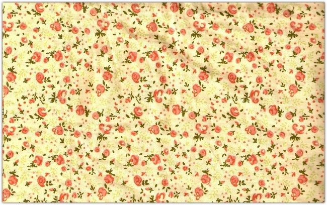 Floral PJ 2 - Fabric Texture