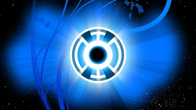 Free Blue Lantern Corps Wallpaper