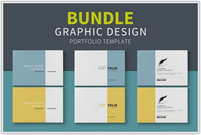 Graphic Design Portfolio Bundle