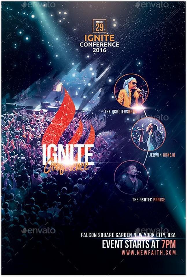 Ignite Chuch Conference 2016