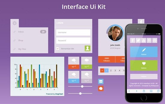 Interface UI Kit