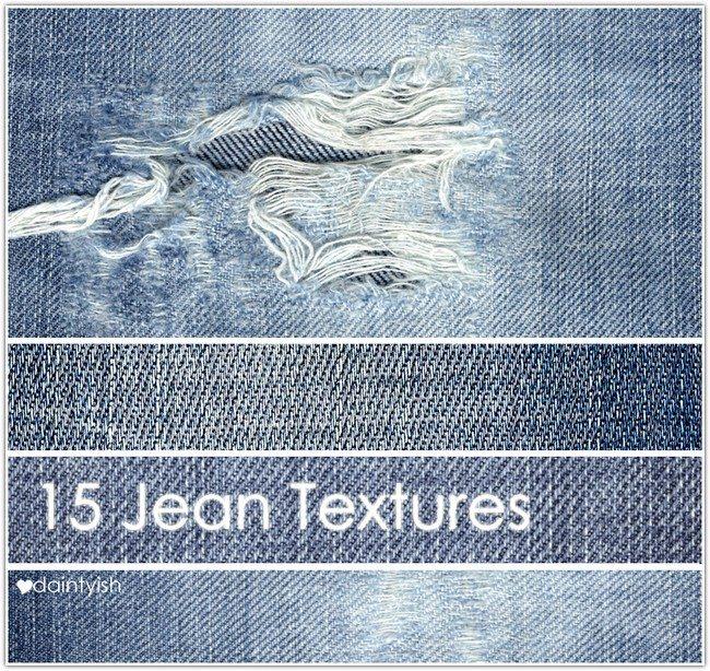 Jean Textures