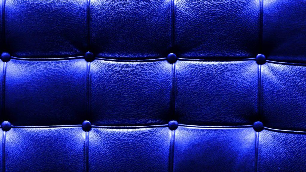 Leather BlueWallpaper