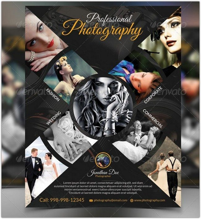 Photography Flyer # 2