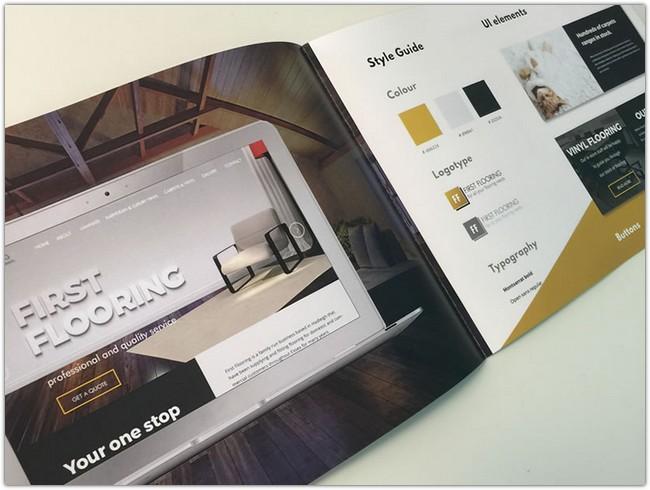 Portfolio Brochure # 2