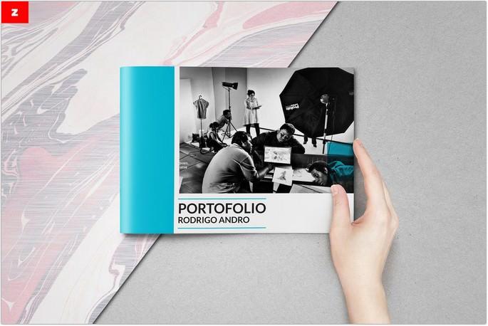 Portfolio Brochure (A4)