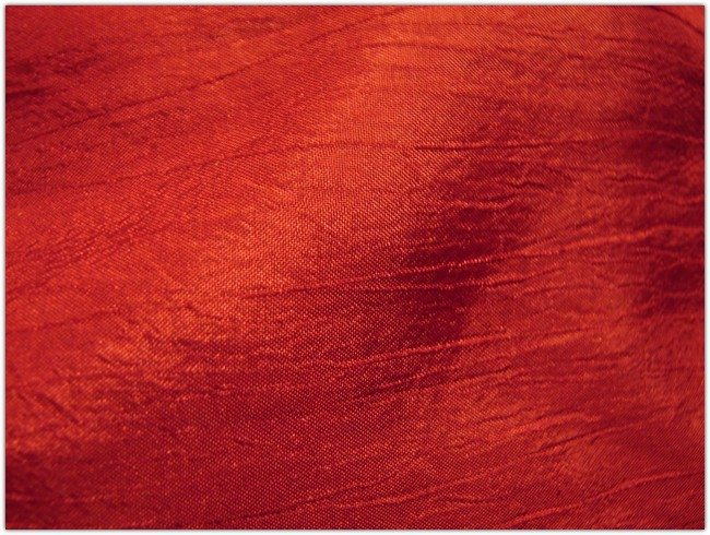 Red Silk Fabric Texture 3
