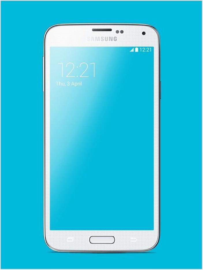 Samsung-Galaxy-S5-Vector-Illustration
