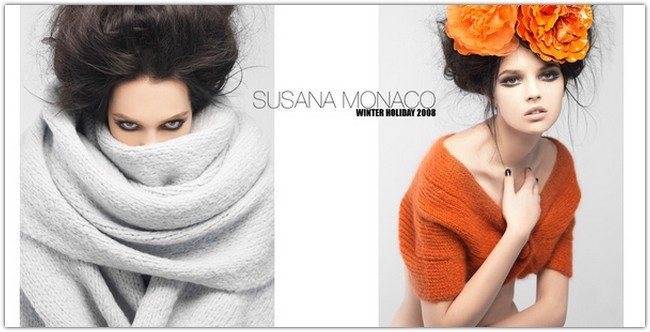 Susana Monaco Catalog Winter Holiday 2008