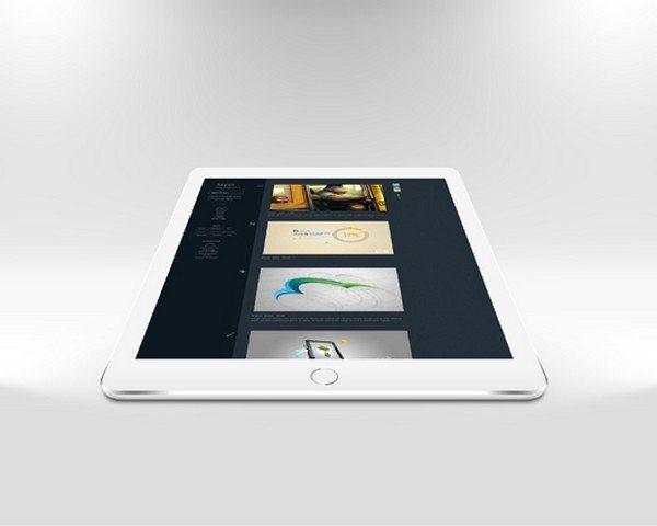 iPad Air 2 Mockup V1.0