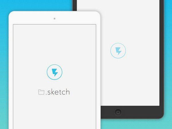 iPad App Showcase Template
