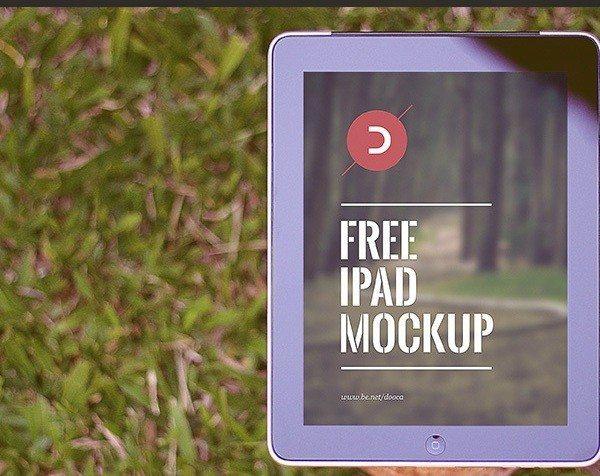iPad & iPhone Mockup
