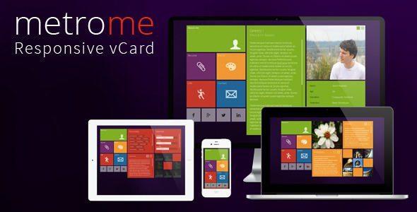 metroMe-Responsive-vCard