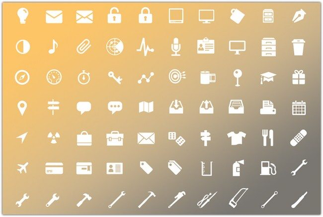240 Vector Icons Pack