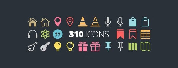360 Of The Best Free Icons