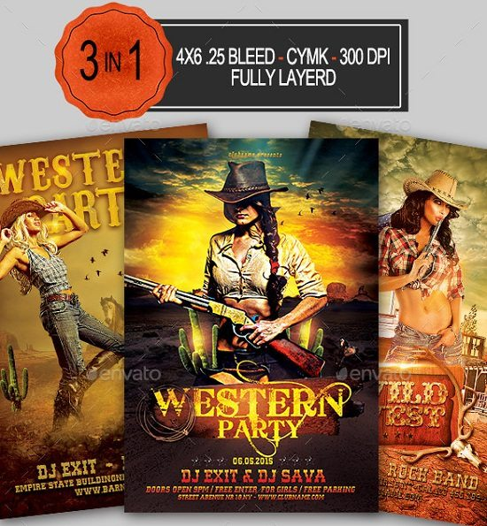 3in1 Western Flyer Bundle