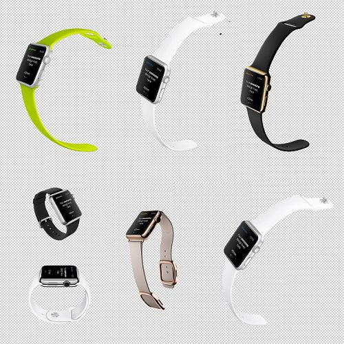 7 Apple Watch Free Templates