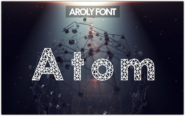 AROLY Font Free