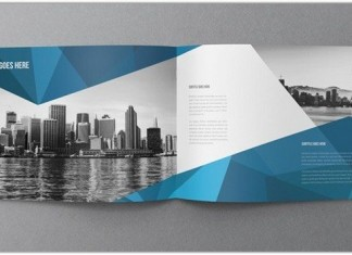 Real Estate Brochures Template