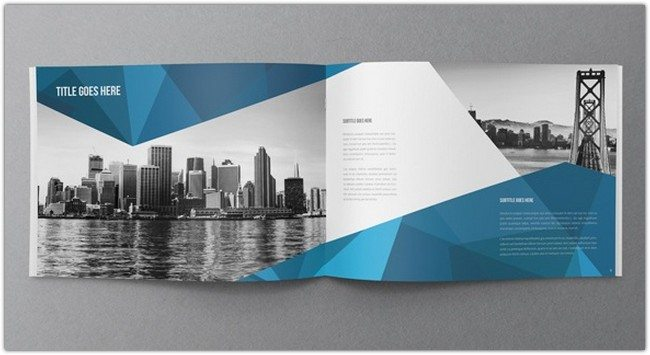 Real Estate Brochures Template
