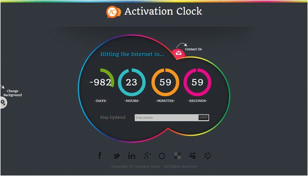 Activation Clock