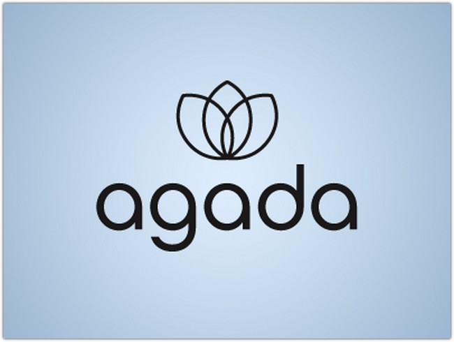 Agada logo study