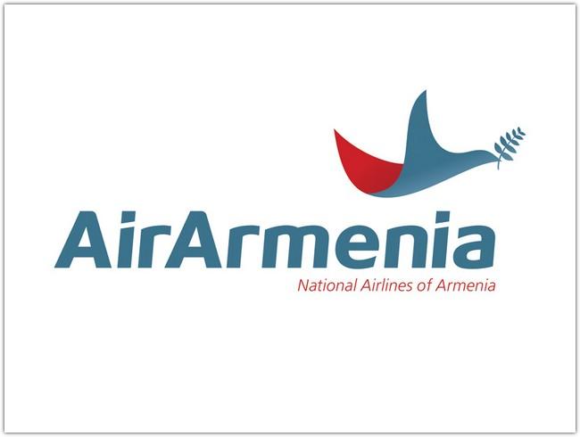 AirArmenia Logo Concept