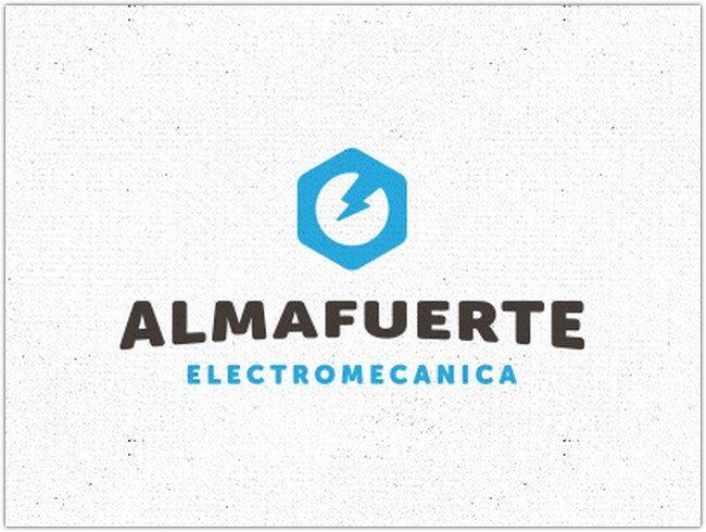 Almafuerte Logo