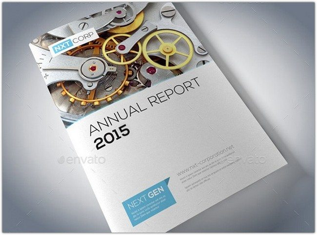 Annual Report Brochure #2