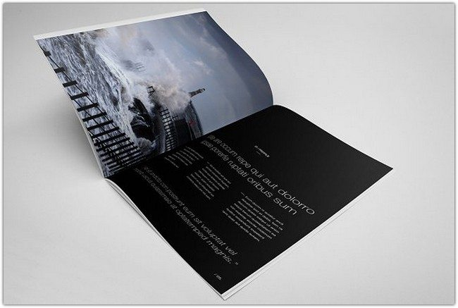 Annual Report & Brochure Template