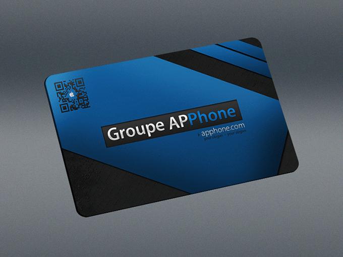 Apphone. Business Card