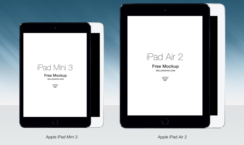 Apple ipad Mockup Psd