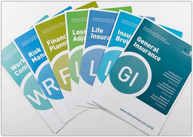 Course Brochure Template