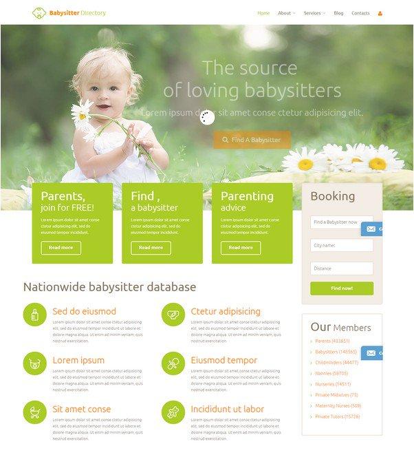 Babysitter Directory