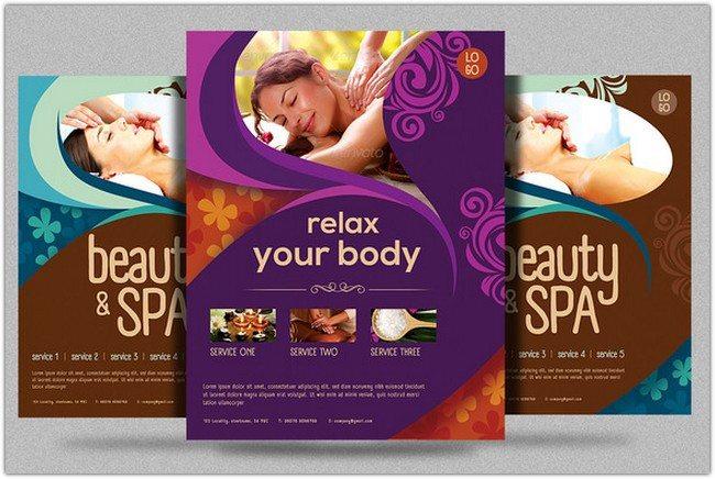 Beauty Spa Promotion Flyer V2