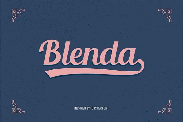 blenda-script-font-free-download
