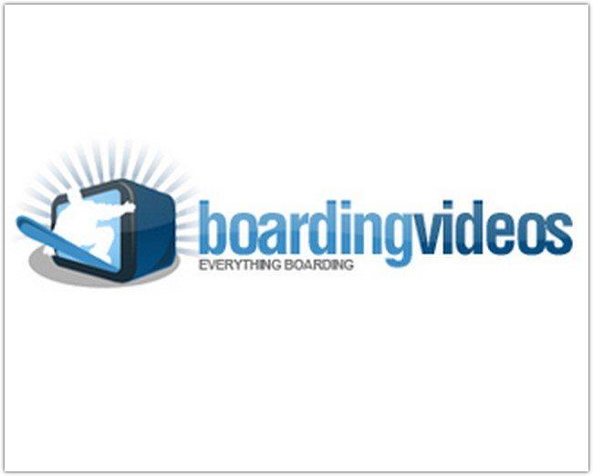 Boarding Videos Logo