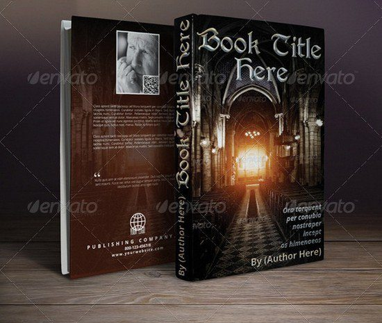 Book-Cover-Template-Vol.4