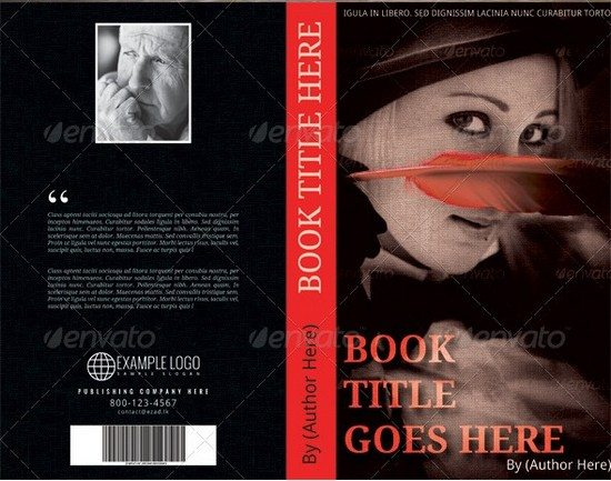 Book-Cover-Template-Vol.6