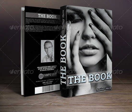 Book-Cover-Template-Vol.8