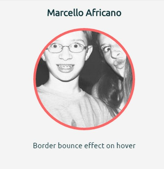 Bounce On Hover