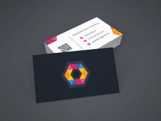 Business Card Mockup Vol.9