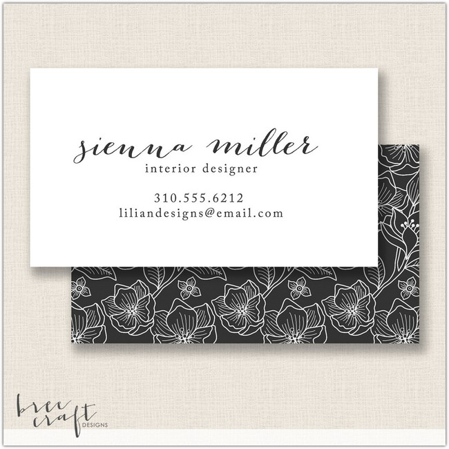 Image Result For Classic Professional Business Cardsa
