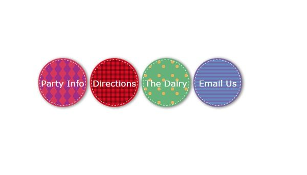 CSS3 Animated buttons Circle