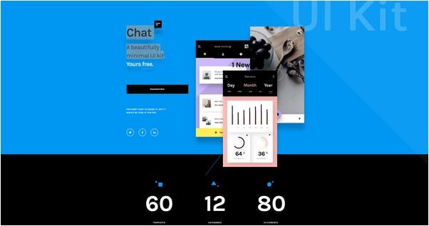 Chat A beautifully minimal UI kit